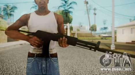 AK-47 by catfromnesbox para GTA San Andreas