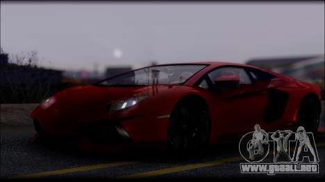 KISEKI V4 para GTA San Andreas segunda pantalla