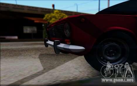 VAZ 2101 V1 para GTA San Andreas vista hacia atrás