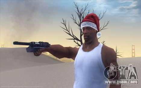 Realistic Weapons Pack para GTA San Andreas tercera pantalla