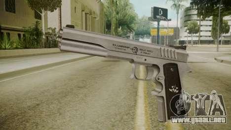 Atmosphere Colt 45 v4.3 para GTA San Andreas