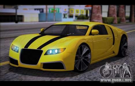 Adder from GTA 5 para GTA San Andreas