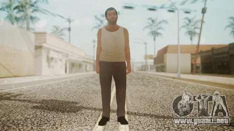 GTA 5 Michael De Santa Exiled para GTA San Andreas segunda pantalla