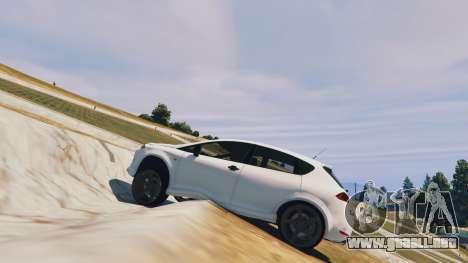 GTA 5 Realistic suspension for all cars  v1.6 sexta captura de pantalla