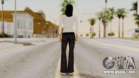 Hfyri CR Style para GTA San Andreas tercera pantalla