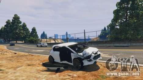 GTA 5 Realistic suspension for all cars  v1.6 noveno captura de pantalla