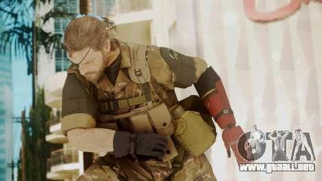 Venom Snake Wetwork para GTA San Andreas