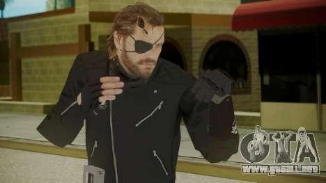 Venom Snake [Jacket] Bast Arm para GTA San Andreas