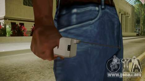 Atmosphere Cell Phone v4.3 para GTA San Andreas tercera pantalla
