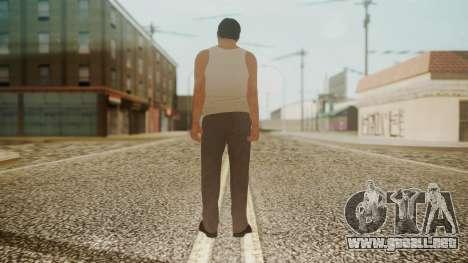 GTA 5 Michael De Santa Exiled para GTA San Andreas tercera pantalla