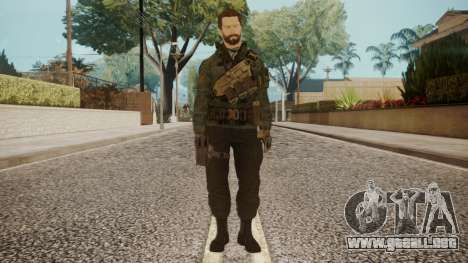 Custom Survivor 3 para GTA San Andreas segunda pantalla