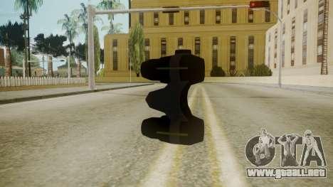 Atmosphere Thermal Goggles v4.3 para GTA San Andreas segunda pantalla