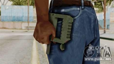 Bomb from RE6 para GTA San Andreas tercera pantalla