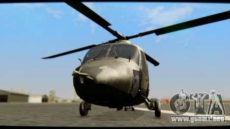 KA 60 Kasatka para la visión correcta GTA San Andreas