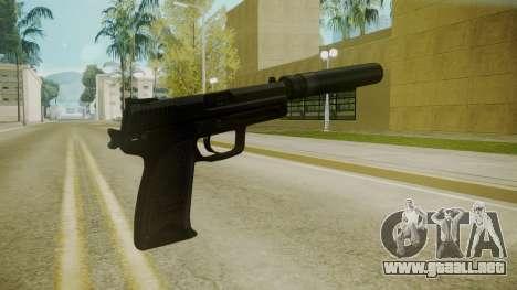 Atmosphere Silenced Pistol v4.3 para GTA San Andreas segunda pantalla