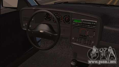 Ford Versailles GL 2.0i 1992-1993 para GTA San Andreas vista posterior izquierda