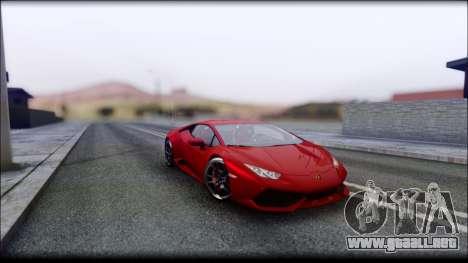 KISEKI V4 para GTA San Andreas séptima pantalla