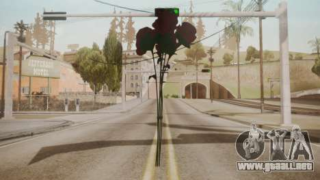 Atmosphere Flowers v4.3 para GTA San Andreas segunda pantalla