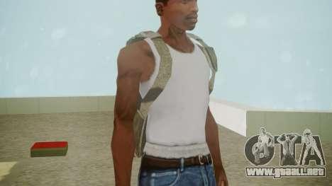 Atmosphere Parachute v4.3 para GTA San Andreas segunda pantalla