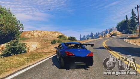 GTA 5 Realistic suspension for all cars  v1.6 séptima captura de pantalla