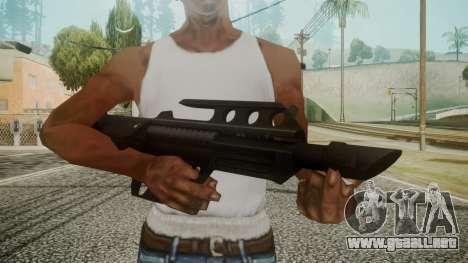 MK3A1 Battlefield 3 para GTA San Andreas
