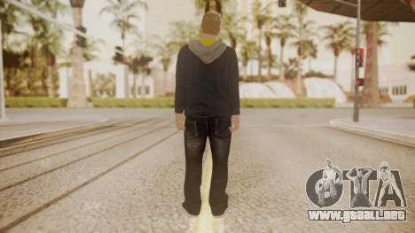 GTA Online Skin Random 1 para GTA San Andreas tercera pantalla