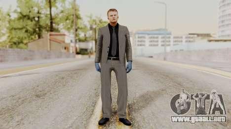 Payday 2 Sokol No Mask para GTA San Andreas segunda pantalla