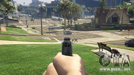 GTA 5 Forced First Person Aim 1.0.6 tercera captura de pantalla
