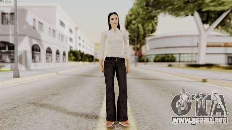 Hfyri CR Style para GTA San Andreas segunda pantalla