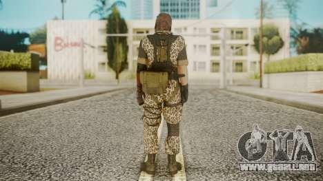 Venom Snake Animals para GTA San Andreas tercera pantalla