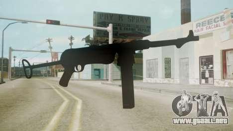 MP-40 Red Orchestra 2 Heroes of Stalingrad para GTA San Andreas