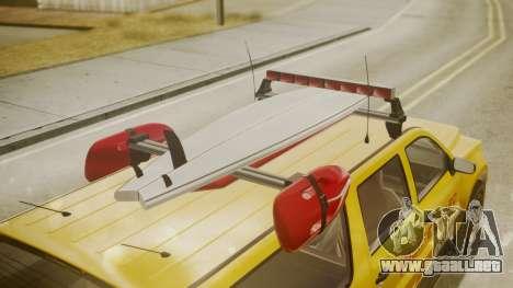 GTA 5 Declasse Granger Lifeguard para la visión correcta GTA San Andreas