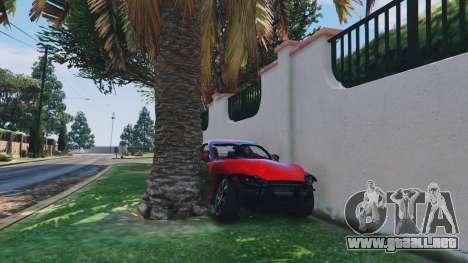 GTA 5 Realistic suspension for all cars  v1.6 octavo captura de pantalla