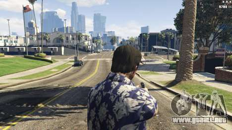 GTA 5 Forced First Person Aim 1.0.6 cuarto captura de pantalla
