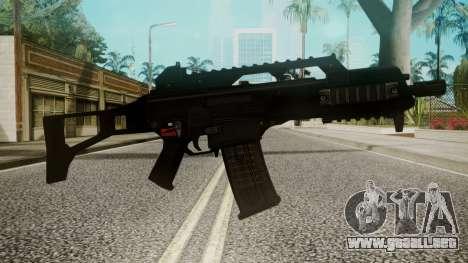 G36C para GTA San Andreas