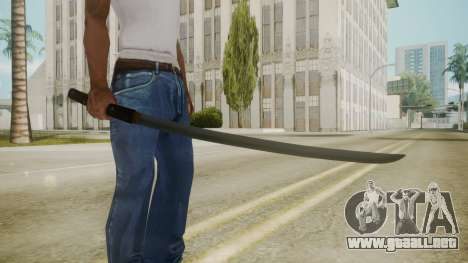 Atmosphere Katana v4.3 para GTA San Andreas