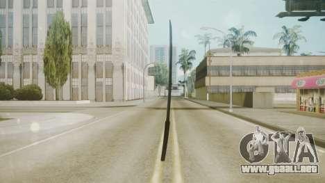 Atmosphere Katana v4.3 para GTA San Andreas tercera pantalla