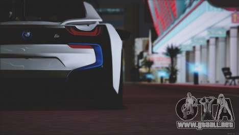 BMW i8 Coupe 2015 para el motor de GTA San Andreas