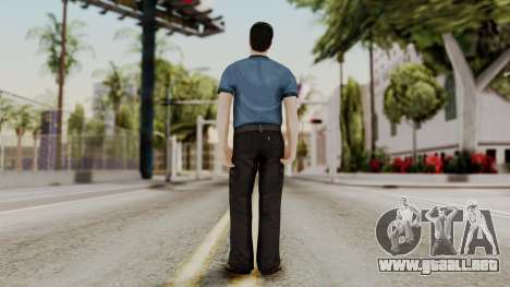 Bmost CR Style para GTA San Andreas segunda pantalla
