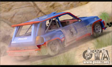 Bukan ENB para GTA San Andreas séptima pantalla