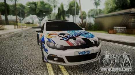 Volkswagen Scirocco para GTA San Andreas