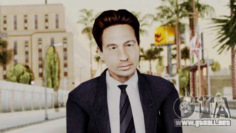 Agent Mulder (X-Files) para GTA San Andreas