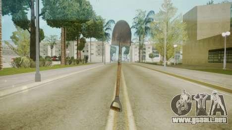 Atmosphere Shovel v4.3 para GTA San Andreas segunda pantalla