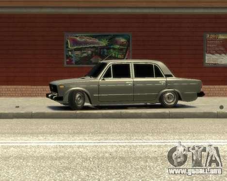 Ваз 2106 Kavkaz Estilo para GTA 4 left