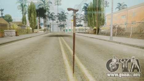 Atmosphere Cane v4.3 para GTA San Andreas segunda pantalla