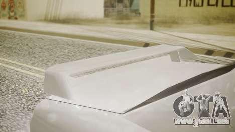 Elegy NR32 without Neon para la visión correcta GTA San Andreas
