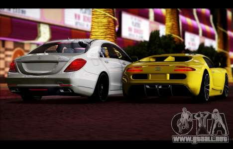 Adder from GTA 5 para la visión correcta GTA San Andreas