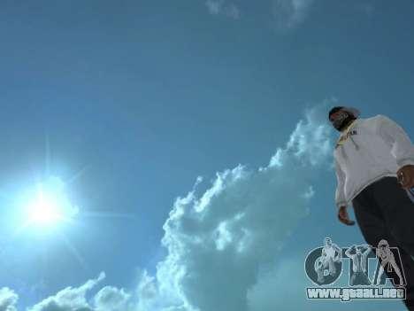 Realista Skybox HD 2015 para GTA San Andreas