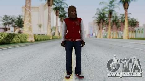 Hunt The Beast para GTA San Andreas segunda pantalla