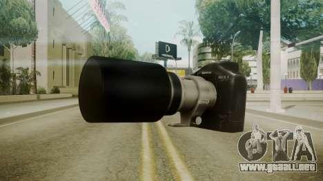 Atmosphere Camera v4.3 para GTA San Andreas